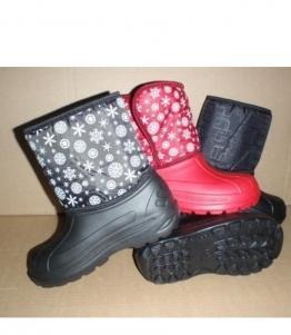 Сапоги ЭВА женские, Фабрика обуви Уют-Эко, г. Пушкино