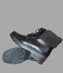 Ботинки женские рабочие, Фабрика обуви Ной, г. Липецк