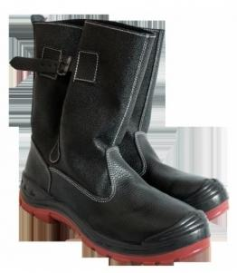Сапоги хром-кирза, Фабрика обуви Кожевенно обувная компания, г. Куса
