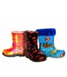 Сапоги ПВХ детские , фабрика обуви Soft step, каталог обуви Soft step,Пенза