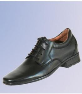 Полуботинки школьные для мальчиков, фабрика обуви Комфорт, каталог обуви Комфорт,Ярославль