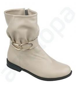 Полусапоги школьные для девочек, Фабрика обуви Антилопа, г. Коломна