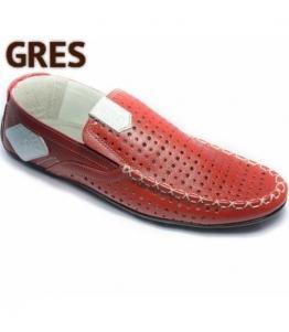 Мокасины мужские, фабрика обуви Gres, каталог обуви Gres,Махачкала