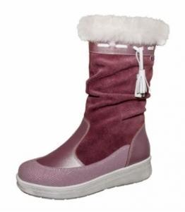 Сапожки для девочек, Фабрика обуви Лель, г. Киров