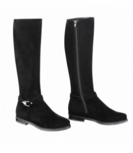 Женские сапоги замшевые высокие оптом, обувь оптом, каталог обуви, производитель обуви, Фабрика обуви Sateg, г. Санкт-Петербург