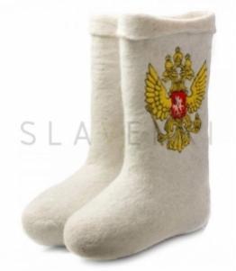 Валенки мужские с рисунком, Фабрика обуви SLAVENKI, г. Чебоксары