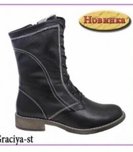 Ботинки женские Grazciya-1, фабрика обуви TOTOlini, каталог обуви TOTOlini,Балашов