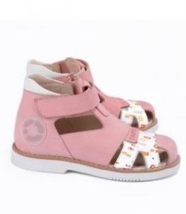 Сандалии детские профилактические для девочек, фабрика обуви Tapiboo, каталог обуви Tapiboo,Санкт-Петербург