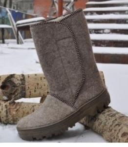 Сапоги зимние суконные мужские, Фабрика обуви Мастер центр, г. Ковардицы