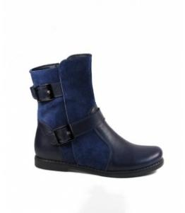 Детские ботинки из натуральной замши и кожи, фабрика обуви Kumi, каталог обуви Kumi,Симферополь