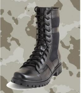 Берцы КАНЗАС комбинированные оптом, обувь оптом, каталог обуви, производитель обуви, Фабрика обуви Зубр, г. Балашиха