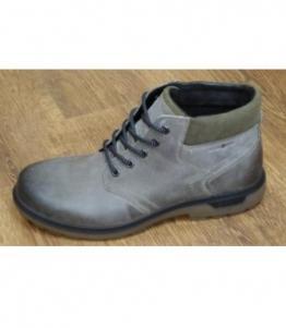 Ботинки мужские зимние мех, Фабрика обуви Carbon, г. Ростов-на-Дону