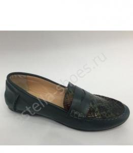 Мокасины женские оптом, Фабрика обуви Estella shoes, г. Москва