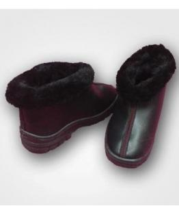 Полуботинки меховые, Фабрика обуви Флайт, г. Кисловодск