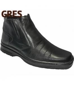 Ботинки мужские зимние большого размера оптом, обувь оптом, каталог обуви, производитель обуви, Фабрика обуви Gres, г. Махачкала