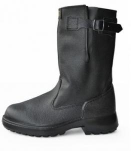 Сапоги рабочие, Фабрика обуви Яхтинг, г. Чебоксары