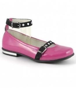 Туфли детские для девочки, фабрика обуви Детский скороход, каталог обуви Детский скороход,Санкт-Петербург
