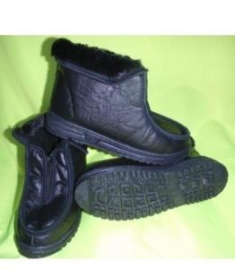 Ботинки комбинированные, фабрика обуви Уют-Эко, каталог обуви Уют-Эко,Пушкино