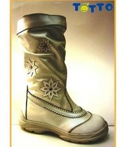 Сапоги детские, Фабрика обуви Тотто, г. Санкт-Петербург