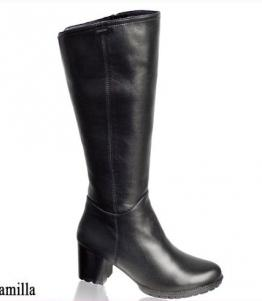 Сапоги женские Kamilla оптом, обувь оптом, каталог обуви, производитель обуви, Фабрика обуви TOTOlini, г. Балашов