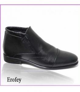 Ботинки мужские классические Erofey, фабрика обуви TOTOlini, каталог обуви TOTOlini,Балашов