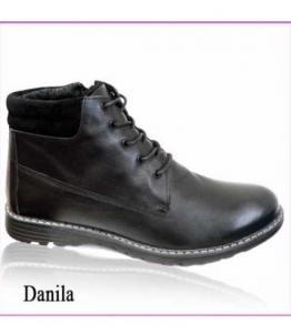 Ботинки мужские Danila, Фабрика обуви TOTOlini, г. Балашов