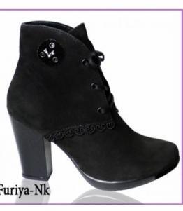 Ботильоны Furiya-Nk оптом, обувь оптом, каталог обуви, производитель обуви, Фабрика обуви TOTOlini, г. Балашов