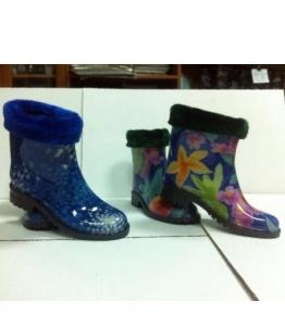 Полусапоги ПВХ женские утепленные, Фабрика обуви Тесей, г. Барнаул
