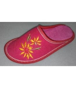 Тапочки домашние на танкетке Рапана оптом, обувь оптом, каталог обуви, производитель обуви, Фабрика обуви Рапана, г. Москва