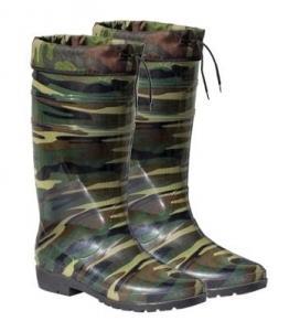 Сапоги ПВХ мужские прозрачные утепленные оптом, обувь оптом, каталог обуви, производитель обуви, Фабрика обуви Корнетто, г. Краснодар