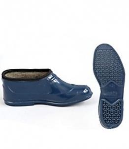 Галоши садовые ПВХ утепленные, фабрика обуви Корнетто, каталог обуви Корнетто,Краснодар