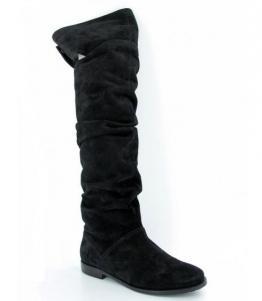 Ботфорты оптом, обувь оптом, каталог обуви, производитель обуви, Фабрика обуви Santtimo, г. Москва