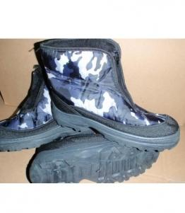Ботинки мужские ПВХ Аляска, фабрика обуви Уют-Эко, каталог обуви Уют-Эко,Пушкино