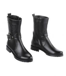 Ботинки демисезонные на низком каблуке оптом, обувь оптом, каталог обуви, производитель обуви, Фабрика обуви Sateg, г. Санкт-Петербург