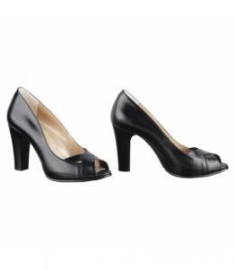 Туфли женские Сатег (лодочки с открытым носиком), Фабрика обуви Sateg, г. Санкт-Петербург