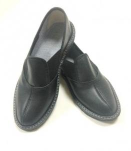 Тапочки кожаные с цельной союзкой, Фабрика обуви Восход, г. Ярославль