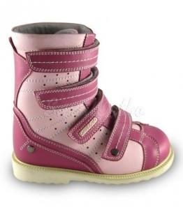 Ботинки для ДЦП детские, фабрика обуви Sursil Ortho, каталог обуви Sursil Ortho,Москва