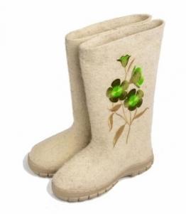 Валенки женские, Фабрика обуви Выльгортская сапоговаляльная фабрика, г. с. Выльгорт