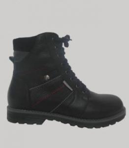 Ботинки детские для мальчиков, Фабрика обуви Ирон, г. Новокузнецк