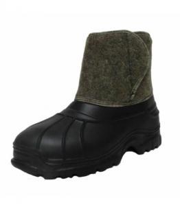 Ботинки мужские суконные с галошей ЭВА оптом, обувь оптом, каталог обуви, производитель обуви, Фабрика обуви Оптима, г. Кисловодск
