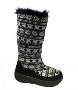 Сапоги женские дутики, фабрика обуви Талдомская фабрика обуви Taltex, каталог обуви Талдомская фабрика обуви Taltex,Талдом