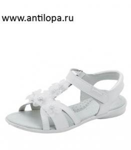 Сандалии школьные для девочек, Фабрика обуви Антилопа, г. Коломна