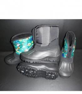 Сапоги детские Дутики ЭВА оптом, обувь оптом, каталог обуви, производитель обуви, Фабрика обуви Уют-Эко, г. Пушкино