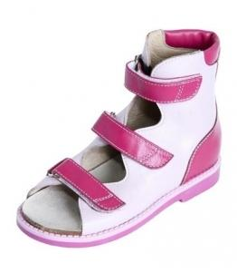 Ботинки детские летние ортопедические, Фабрика обуви Фабрика ортопедической обуви, г. Санкт-Петербург