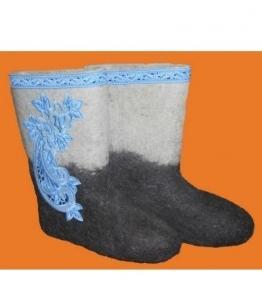 Валенки женские, Фабрика обуви Барнаульская фабрика валяльно-войлочных изделий, г. Барнаул