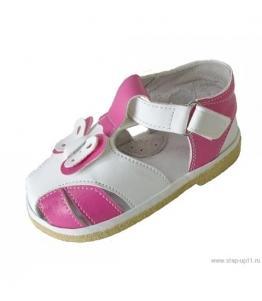 Сандалии ясельные для девочек оптом, обувь оптом, каталог обуви, производитель обуви, Фабрика обуви Стэп-Ап, г. Давлеканово