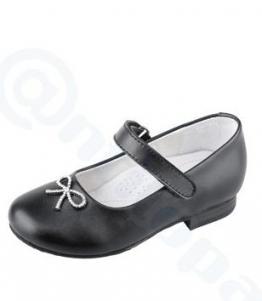 Туфли малодетские для девочки оптом, обувь оптом, каталог обуви, производитель обуви, Фабрика обуви Антилопа, г. Коломна