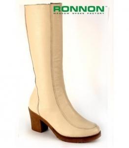 сапоги женские, Фабрика обуви Ronnon, г. Москва