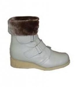 Ботинки женские на протез, Фабрика обуви Липецкое протезно-ортопедическое предприятие, г. Липецк